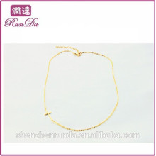 Alibaba valentine's day jewelry gift of couple's cross jewelry sets