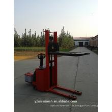 Empileur de palettes électrique complet dans le fabricant de chariots élévateurs