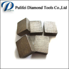 Pulifei Diamond Cutting Granite Block Marble Stone Segment on Sale