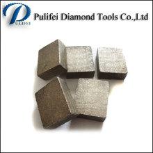 Pulifei Вырезывания Диаманта гранита сегмента блок Мраморный Камень на продажу