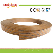 Wood Grain Color Office Desk PVC Edge Banding