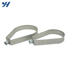 Sprinkler Heavy Stainless Steel Galvanized Band Hanger Pipe Clamp