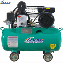 Compresor de aire accionado por correa de pistón luodi de alta calidad