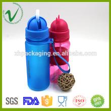 2016 горячего сбывания BPA свободно высокого качества подгонянные бутылки joyshaker с крышкой винта