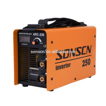 Inversor dc IGBT máquina de soldar