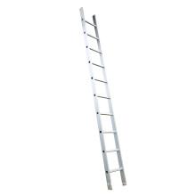 5 meter height aluminium single straight ladder for marine using
