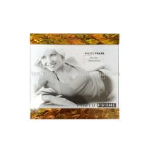 Heißer Verkauf Gold paua Schale mdf Fotorahmen
