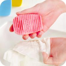 Hot Sale Creative Handwash Helpmate Silicone Mini Washboard