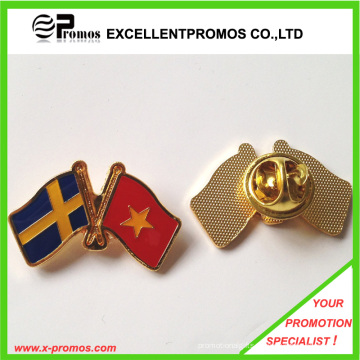 Pinos promocionais do emblema do metal (EP-B7029)