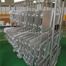 Neue Energiekühlplatte aus Aluminium für Batterie