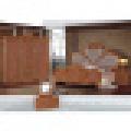 Cama do quarto para a mobília home e a mobília do hotel (W810)