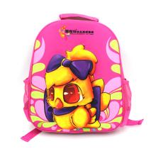 Design personalizado zipper eva mochila caso para crianças