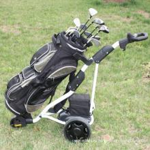 CE утвердить складной 3-колесный электрические гольф тележки (DG12150-B)