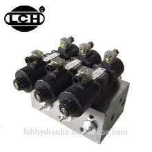 high quality hydraulic power pack pump press power units for sales