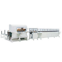 Automatic food beverage tin can making machine
