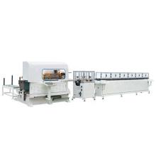 Máquina automática para fazer latas de bebidas e alimentos