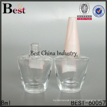 new arrival special nail polish bottle with brush