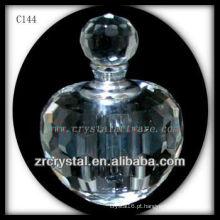 Garrafa De Perfume De Cristal Agradável C144