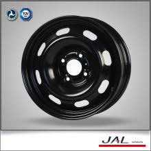 De alto rendimiento de 15 pulgadas de rueda de la rueda de coche ruedas negras