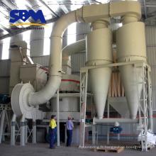 Vente chaude de SBM 3 prix de moulin de rouleau, moulin de rouleau de barytine à vendre