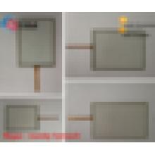 Piezas de la máquina de la copiadora de Ricon de precio barato 4-Wires Resistive Touch Screen