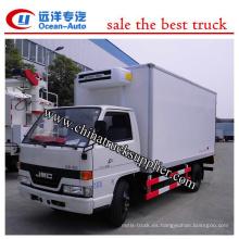 6 toneladas de camión refrigerador JMC Diesel Engine China supplier