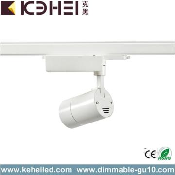 Faretti a binario a LED da 18 Watt dimmerabili Warm White