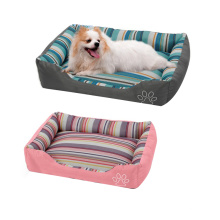 Different Size Breathable Luxury Cheap Chew Proof Fabric for Pet Dog Bed