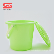Durable practical drum plastic bucket factory with lid