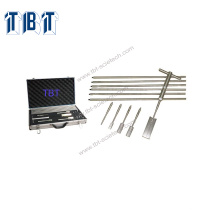 T-BOTA Crosshead Field Lab Portable Vane Shear Test Apparatus / Vane Shear Tester