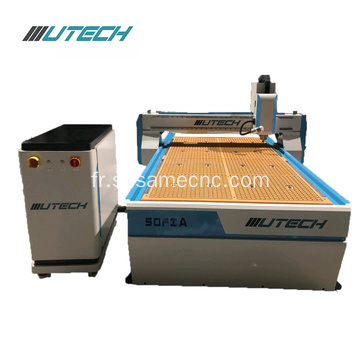 PVC Sheet KT Sheet Cutting CCD CNC Routeur