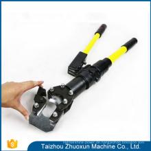 Moderne Art-Abzieher-kleine Ausschnitt-Handhydraulikkabel-Schneider-Stahldrahtseil-Schneider-Maschine
