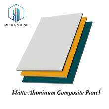 Bathroom New Design Matte Aluminum Composite Panel