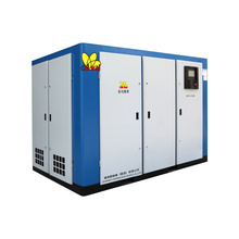 55KW 75HP Energy Saving Two Stage Oil Injected Rotary Screw Air Compressor