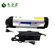 Custom Capacity Custom Voltage lithium electric bicycle battery pack 36v 11ah ebike battery