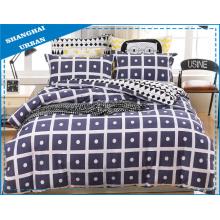 4 Pieces Cotton Bedding Duvet Cover Set