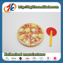 New Product 4 Pieces Pizza Food Pretend Kid Play Toy