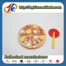 Novo Produto 4 Pieces Pizza Food Pretend Kid Toy