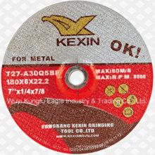 T27 Abrasive Tools Alum Oxide Sharp Metal Grinding Wheel