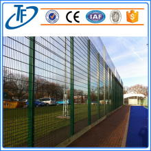 Hot Sale Square Post Svetsat Wire Mesh Fence