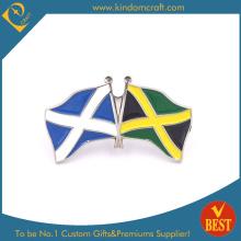 Jamaika-Flaggen-Pin-Abzeichen als Andenken in der Qualität