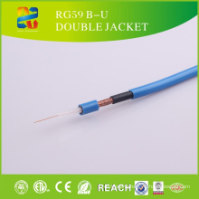 15 Years Professional Manufacture Produce Coaxial Cable Rg59c/U, Rg59b/U