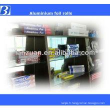 emballage d'aluminium lourd