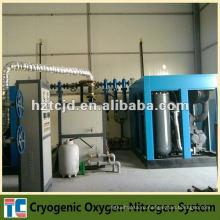 Производство криогенного кислорода в Китае Производство