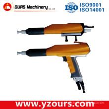 Notre pistolet de revêtement en poudre de haute qualité avec ISO9001, 14001