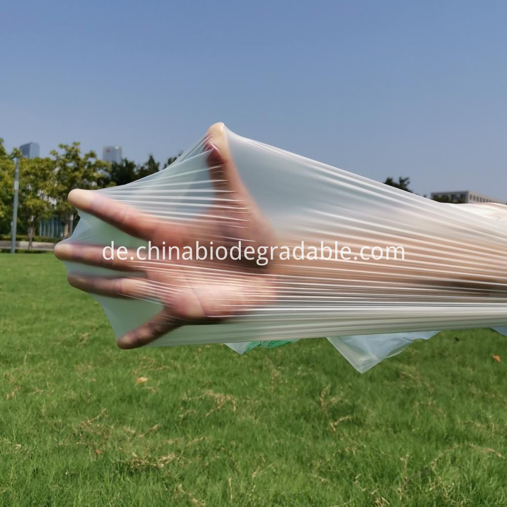 100% Biodegradable Trash Bags compost