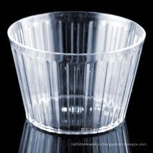 Кубок пластмассовой одноразовой посуды Mini Bowl 1.8 Oz