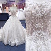 Обслуживание OEM/ODM в Китае на заказ мусульманин Люкс свадебное платье 2017 Wgf182