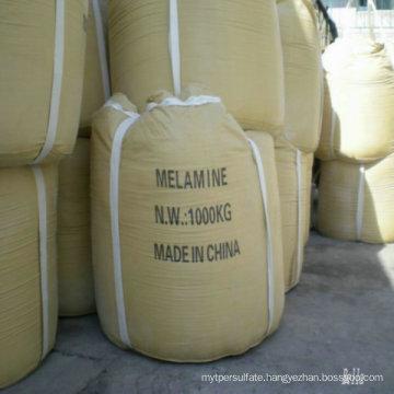 Industrial Grade White Crystalline Powder Melamine 99.8%