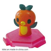 АБС игрушки Впрыски пластичный Рисунок игрушка животных